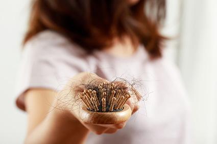Tr.10 solución para la caída del cabello