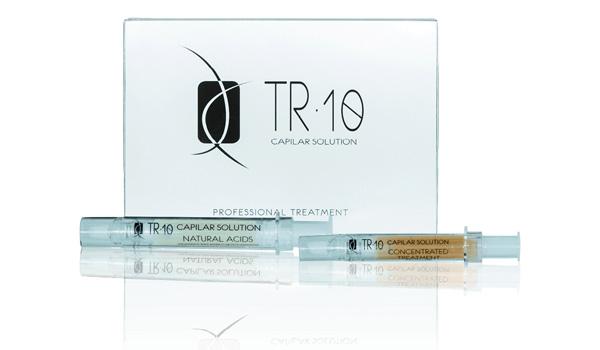 TR.10 Solución capilar para la caida del cabello