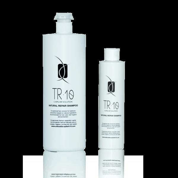 TR.10 Solución capilar para la caída del cabello