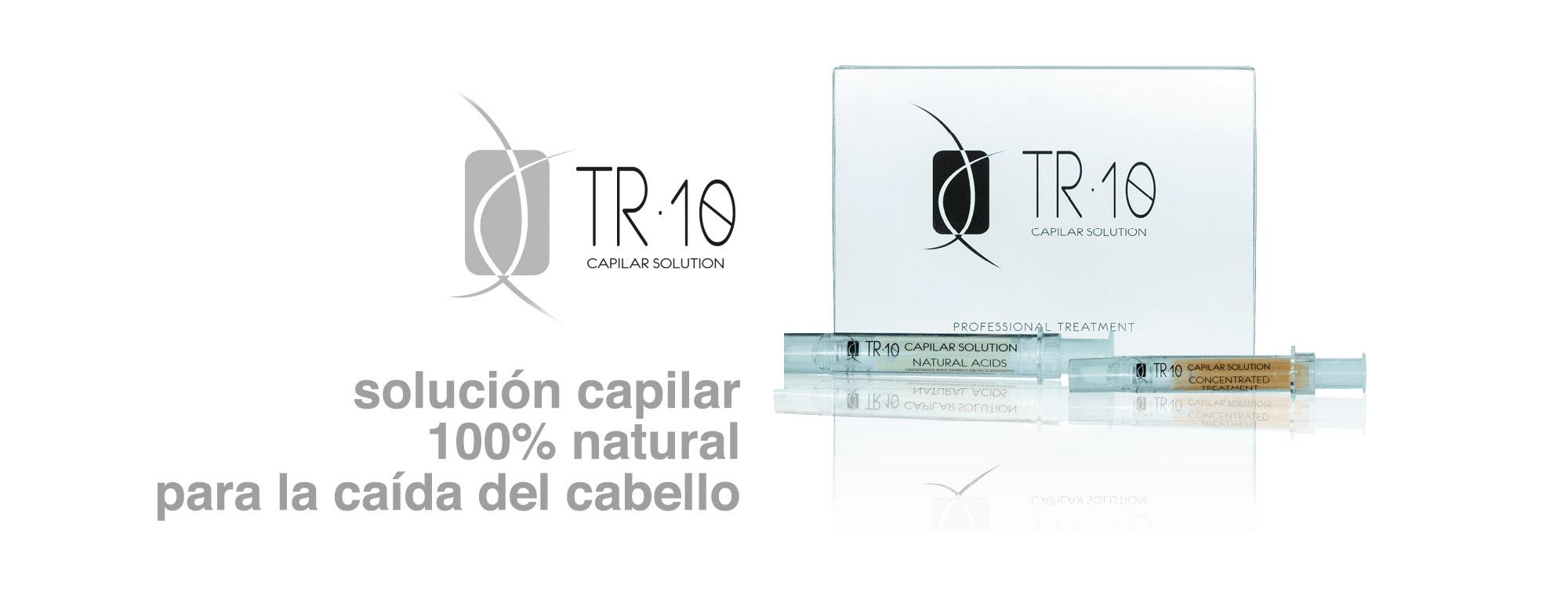 TR.10 Solución capilar contra la caída del cabello